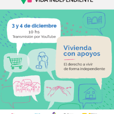 V JORNADA DE VIDA INDEPENDIENTE